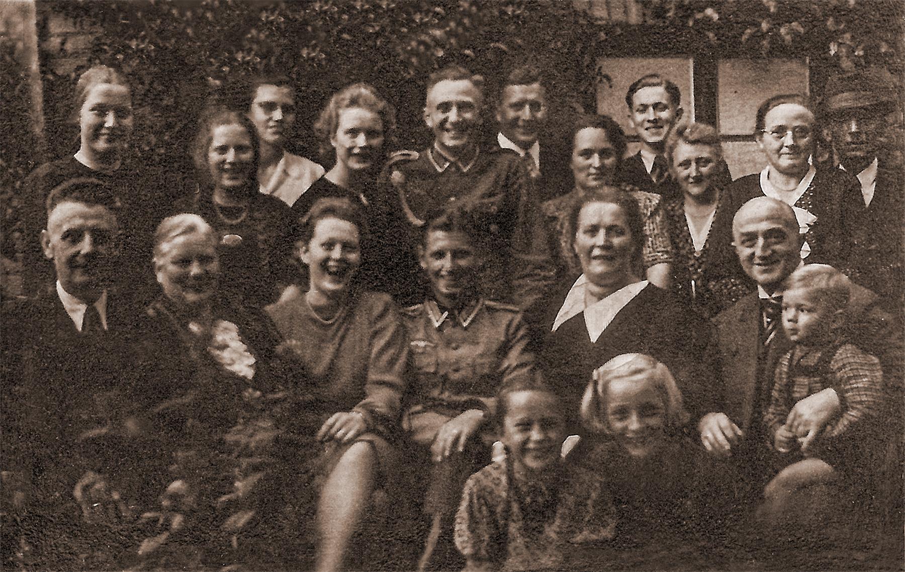 Historische Bilder und alte Fotos restaurieren