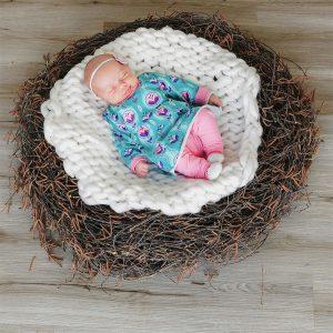 Baby Neugeborene Neugeborenenfotografie
