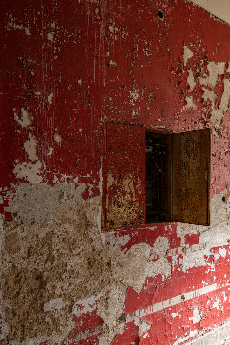 Wulf Kobusch Fotografie Lost Places