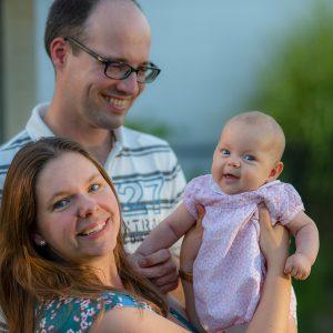 Familie Familienfoto
