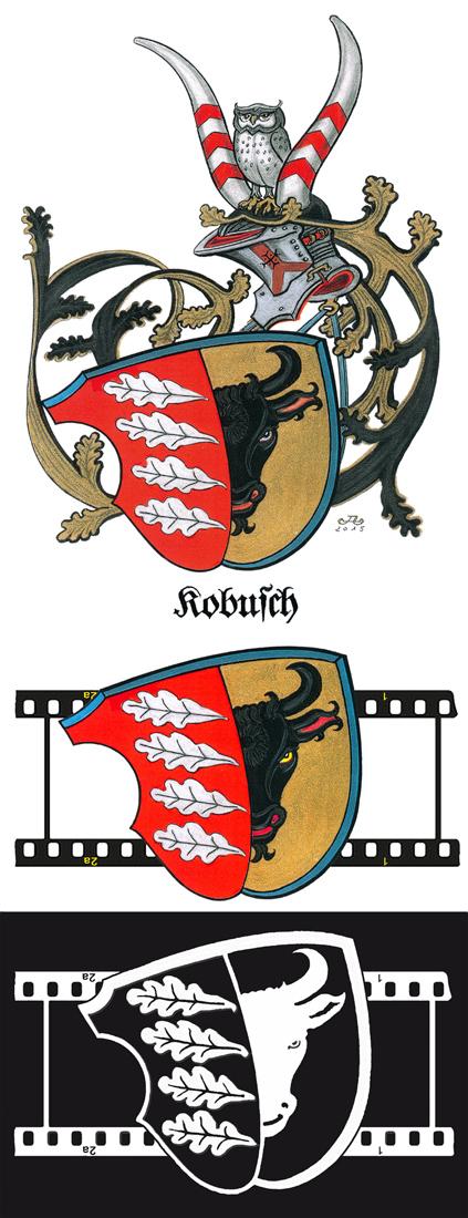 Kobusch Fotografie Wappen Logo