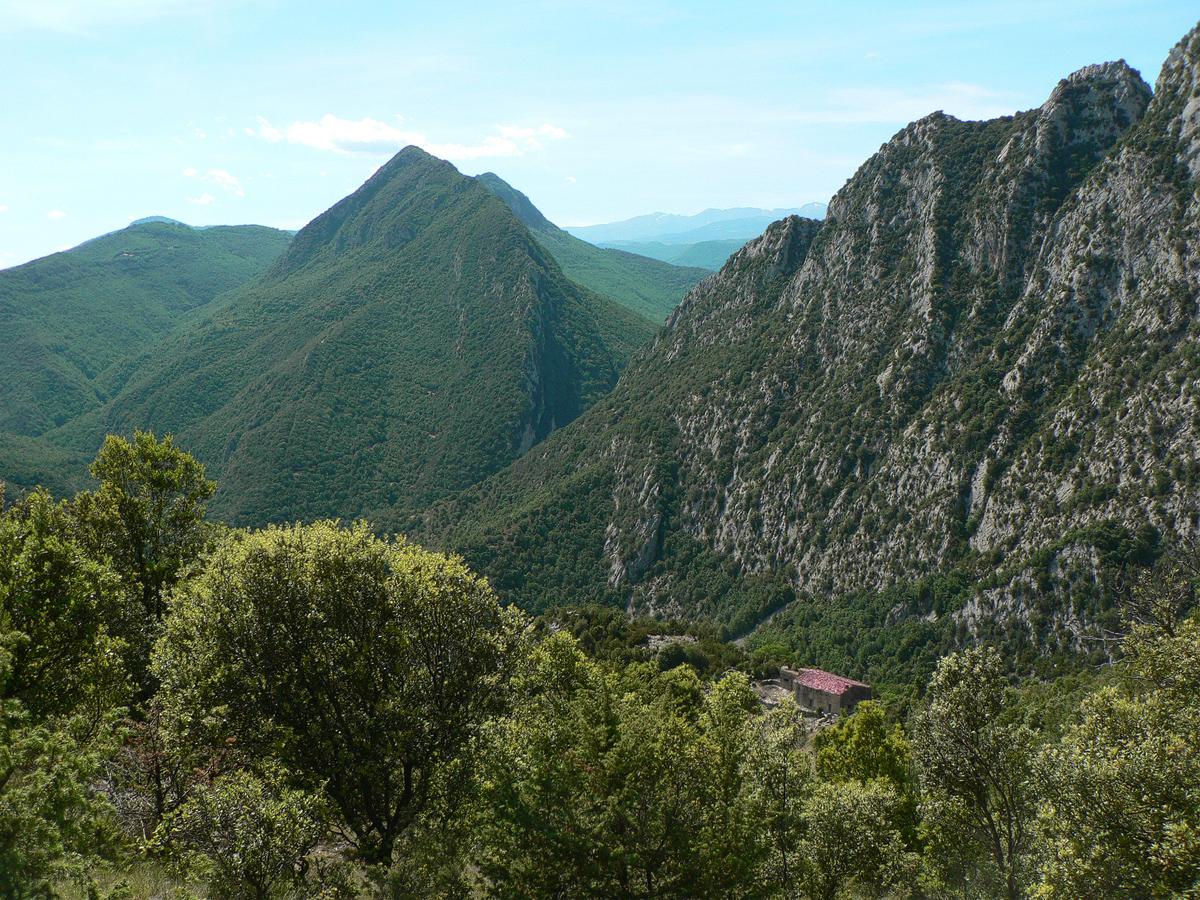Landschaftsfotografie: Garrotxa, Katalonien, Spanien
