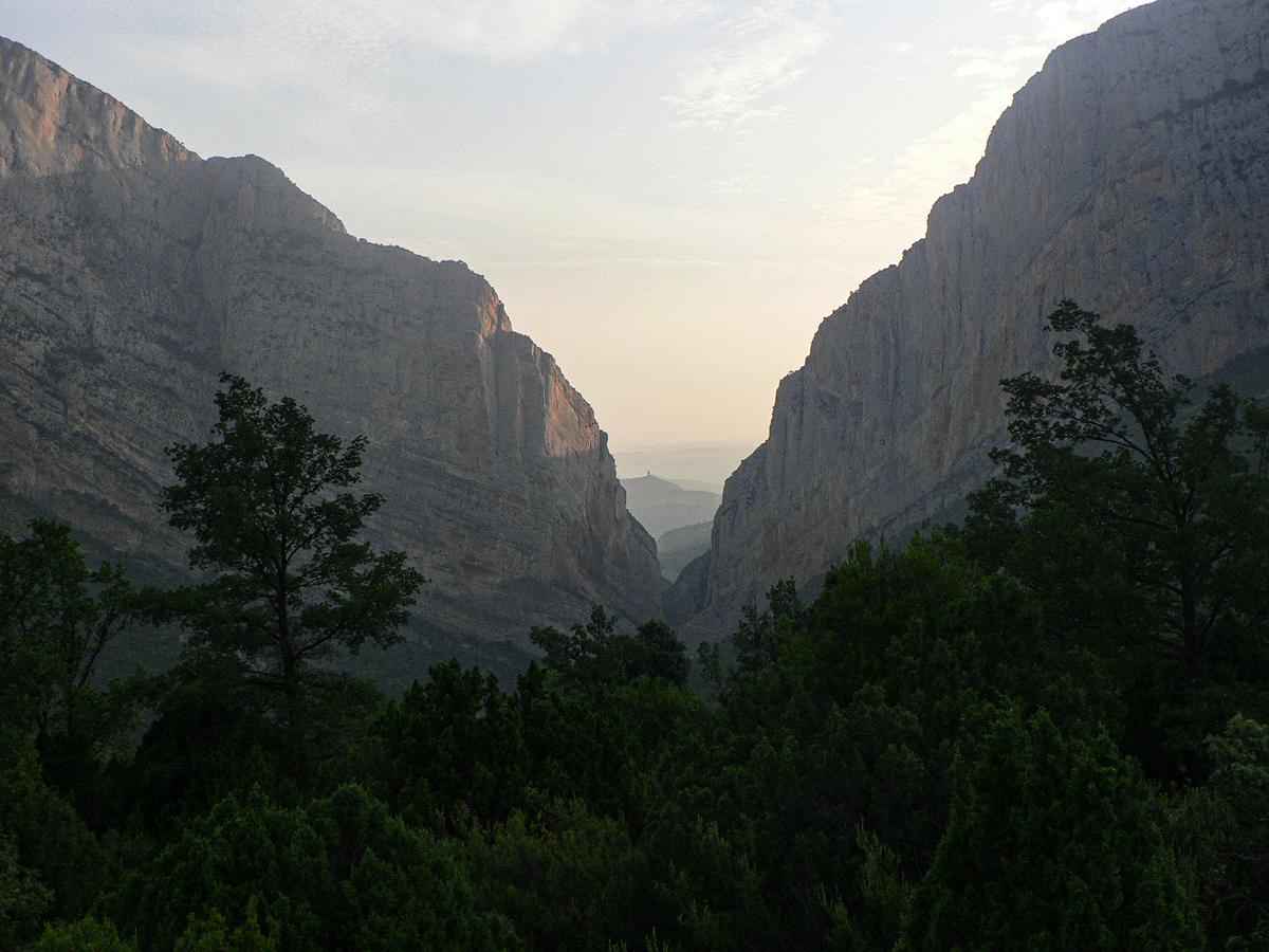 Landschaftsfotografie: Sierra de Montsec